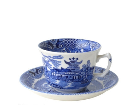 英国食器バーレイ社ブルーウィロー残りわずかです~❤_f0029571_19114378.jpg