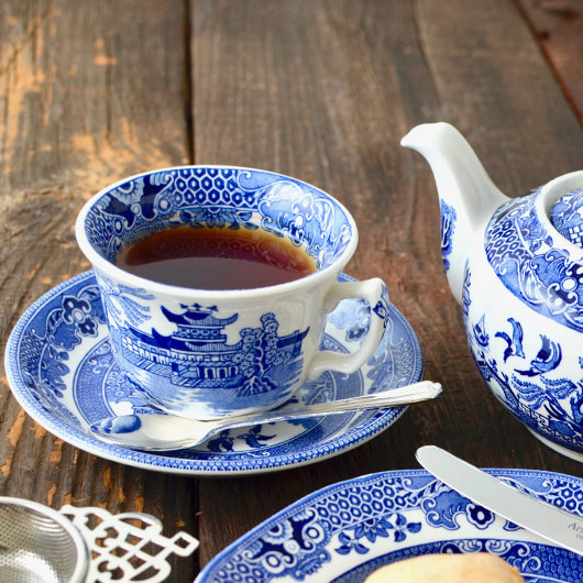 英国食器バーレイ社ブルーウィロー残りわずかです~❤_f0029571_19143083.jpg