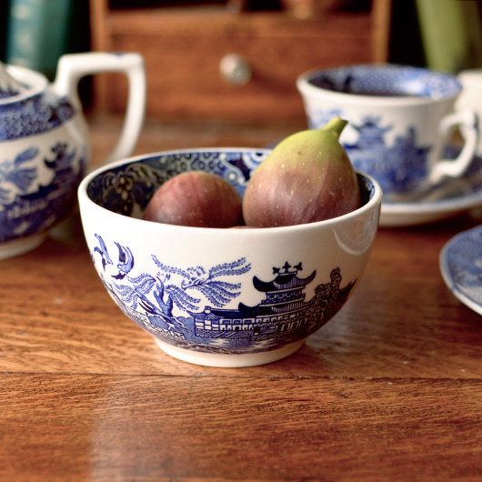 英国食器バーレイ社ブルーウィロー残りわずかです~❤_f0029571_19263269.jpg
