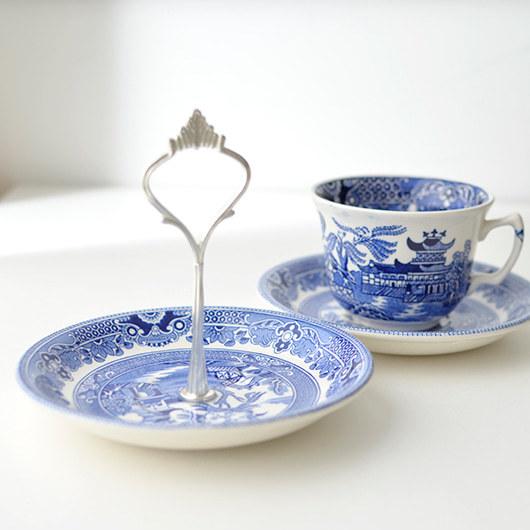 英国食器バーレイ社ブルーウィロー残りわずかです~❤_f0029571_19382905.jpg