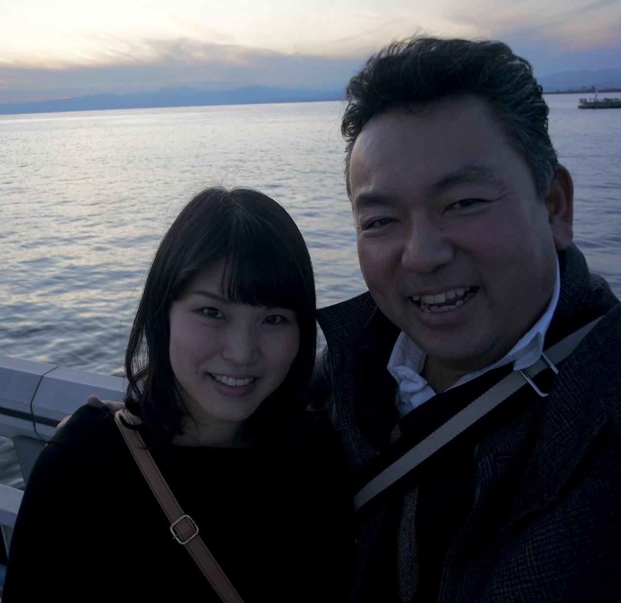 片瀬江ノ島駅で待ち合わせ 11/10_c0180686_13244268.jpeg