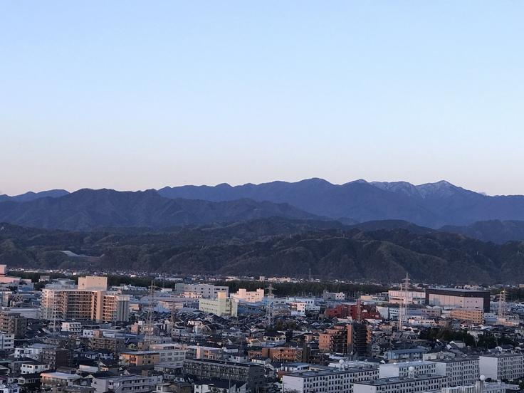 おはよう丹沢! 空がキレイ ♪_c0212604_5363397.jpg