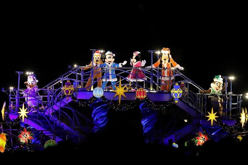 【東京ディズニーシー】 - カラー・オブ・クリスマス  -_f0348831_00072157.jpg