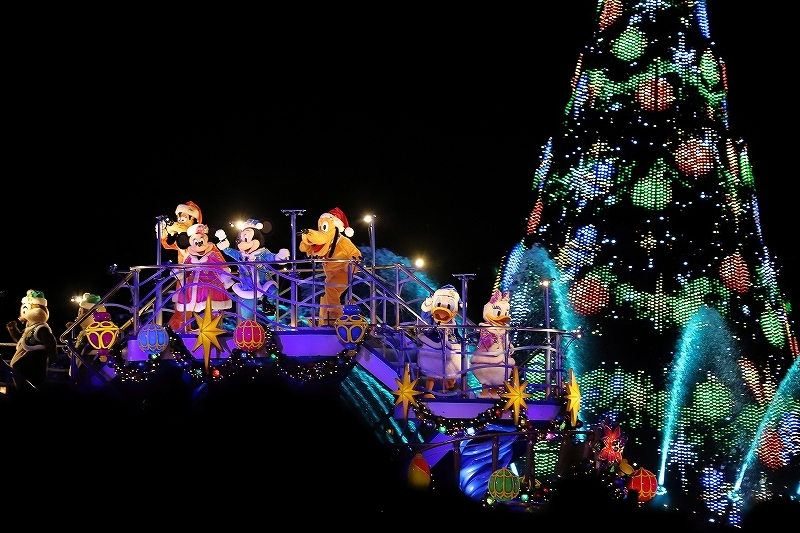 【東京ディズニーシー】 - カラー・オブ・クリスマス  -_f0348831_00073866.jpg