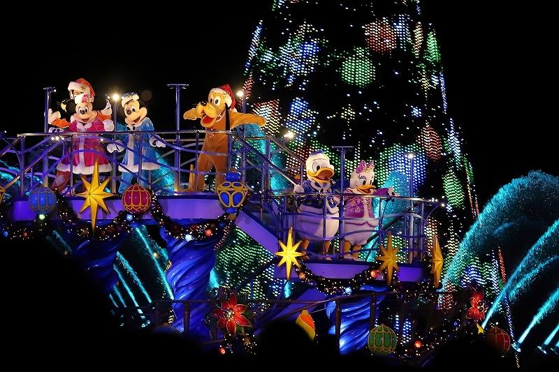 【東京ディズニーシー】 - カラー・オブ・クリスマス  -_f0348831_00074771.jpg