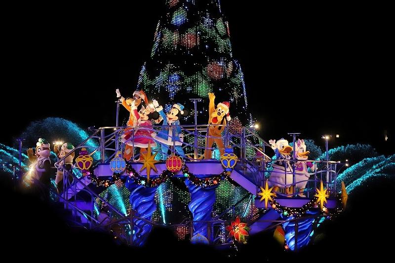 【東京ディズニーシー】 - カラー・オブ・クリスマス  -_f0348831_00075378.jpg