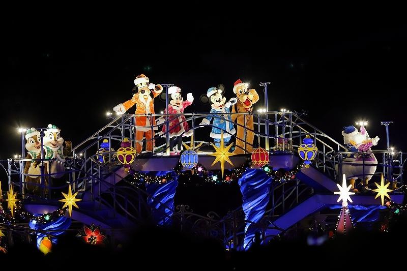 【東京ディズニーシー】 - カラー・オブ・クリスマス  -_f0348831_00075834.jpg