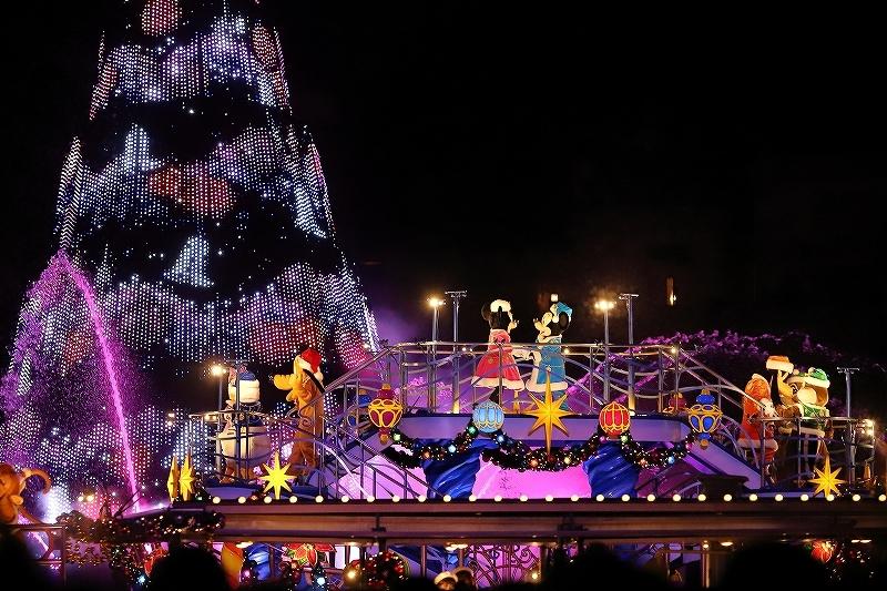 【東京ディズニーシー】 - カラー・オブ・クリスマス  -_f0348831_00080049.jpg