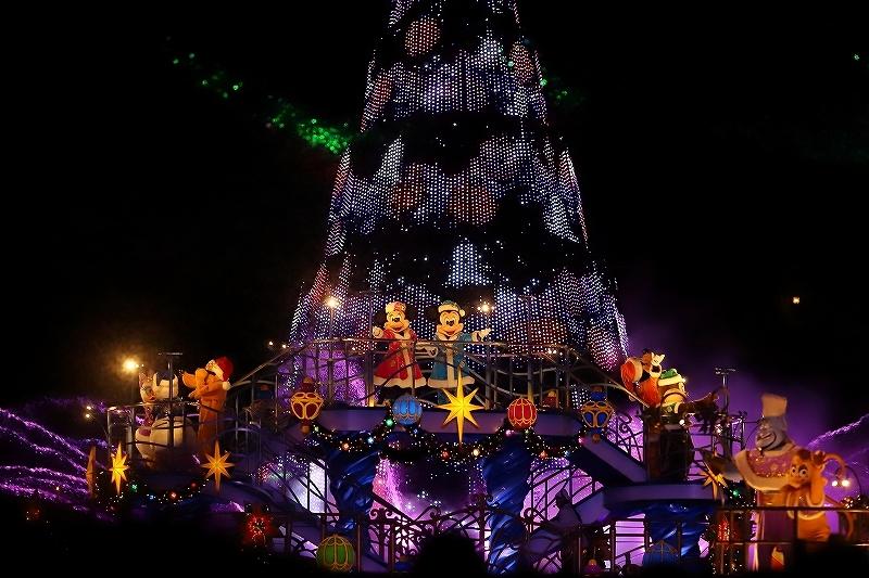 【東京ディズニーシー】 - カラー・オブ・クリスマス  -_f0348831_00080875.jpg