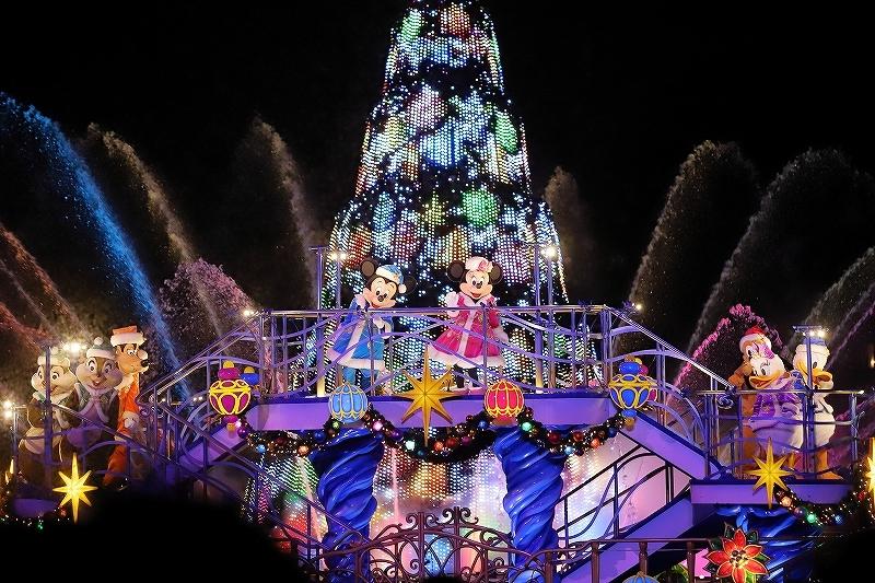 【東京ディズニーシー】 - カラー・オブ・クリスマス  -_f0348831_00081349.jpg