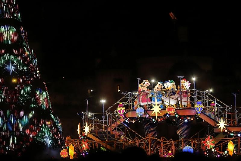 【東京ディズニーシー】 - カラー・オブ・クリスマス  -_f0348831_00081819.jpg