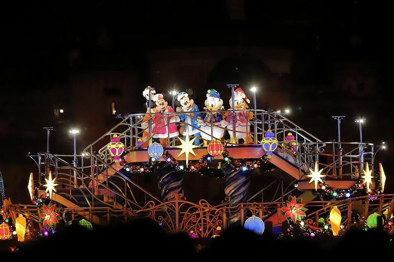 【東京ディズニーシー】 - カラー・オブ・クリスマス  -_f0348831_00082265.jpg