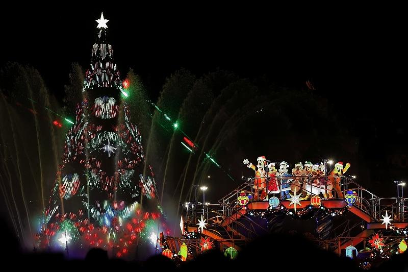【東京ディズニーシー】 - カラー・オブ・クリスマス  -_f0348831_00083024.jpg