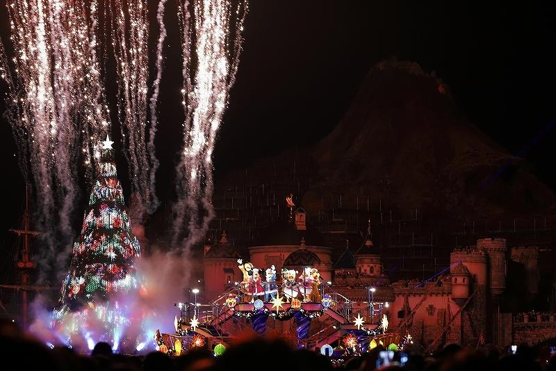 【東京ディズニーシー】 - カラー・オブ・クリスマス  -_f0348831_00083225.jpg