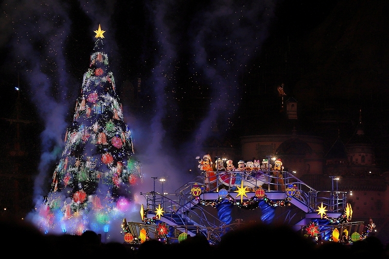 【東京ディズニーシー】 - カラー・オブ・クリスマス  -_f0348831_00084440.jpg