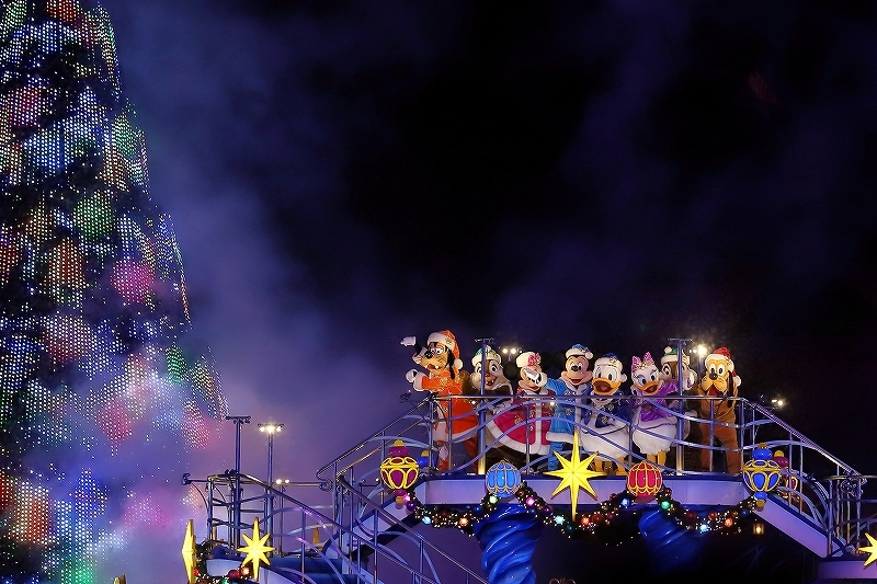 【東京ディズニーシー】 - カラー・オブ・クリスマス  -_f0348831_00084669.jpg