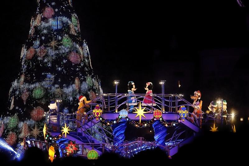 【東京ディズニーシー】 - カラー・オブ・クリスマス  -_f0348831_00090069.jpg