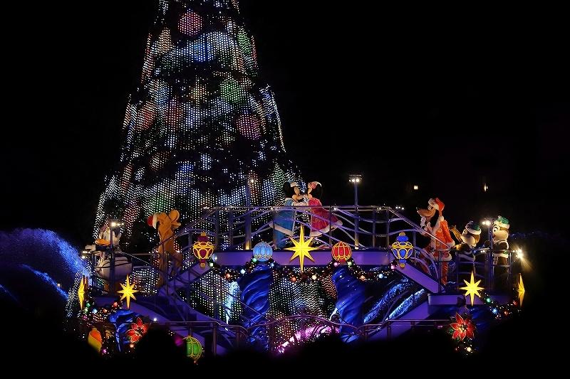 【東京ディズニーシー】 - カラー・オブ・クリスマス  -_f0348831_00090916.jpg