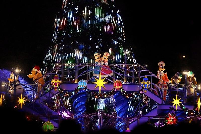 【東京ディズニーシー】 - カラー・オブ・クリスマス  -_f0348831_00091285.jpg