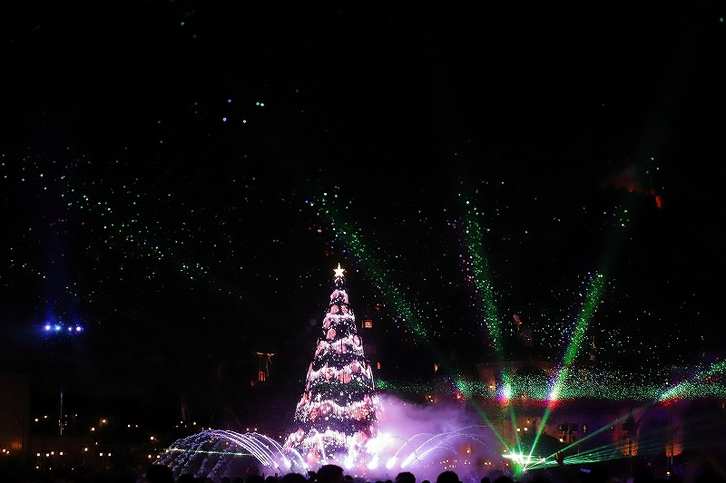 【東京ディズニーシー】 - カラー・オブ・クリスマス  -_f0348831_00091909.jpg