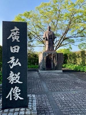 護国神社(ファイネストピアノ福岡徒歩圏内の散歩スポット2)_c0105443_10580025.jpg