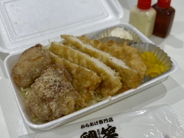 からあげ専門店 鶏笑金沢店(金沢市みどり)_b0322744_23335249.jpeg
