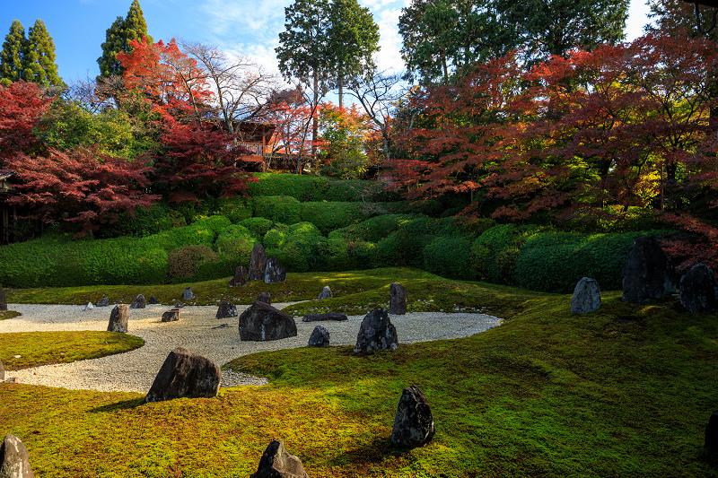 紅葉が彩る京都2019 大好きなお庭の秋景色(光明院)_f0155048_2144097.jpg