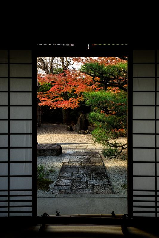 紅葉が彩る京都2019 大好きなお庭の秋景色(光明院)_f0155048_2144248.jpg