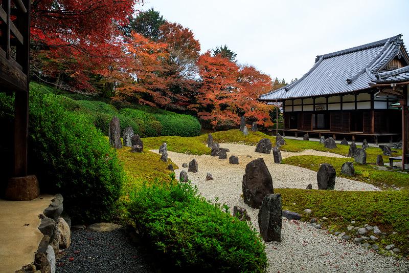紅葉が彩る京都2019 大好きなお庭の秋景色(光明院)_f0155048_21465184.jpg