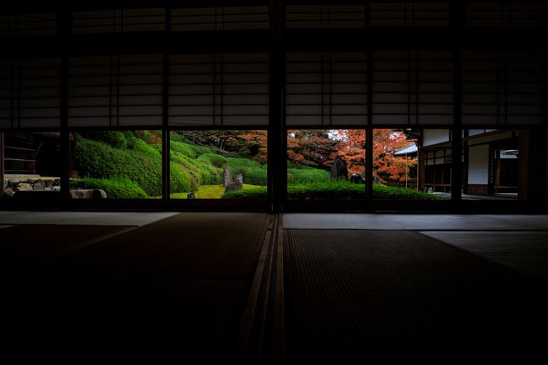 紅葉が彩る京都2019 大好きなお庭の秋景色(光明院)_f0155048_2148574.jpg