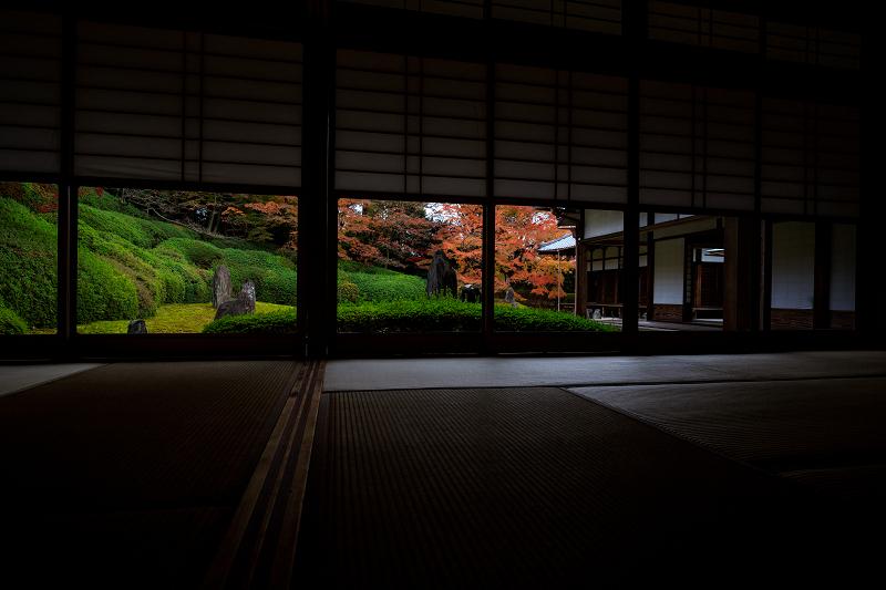 紅葉が彩る京都2019 大好きなお庭の秋景色(光明院)_f0155048_2149289.jpg