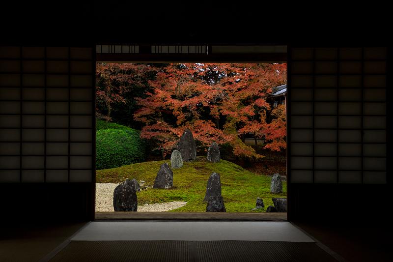 紅葉が彩る京都2019 大好きなお庭の秋景色(光明院)_f0155048_21501346.jpg