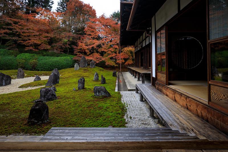紅葉が彩る京都2019 大好きなお庭の秋景色(光明院)_f0155048_2151365.jpg