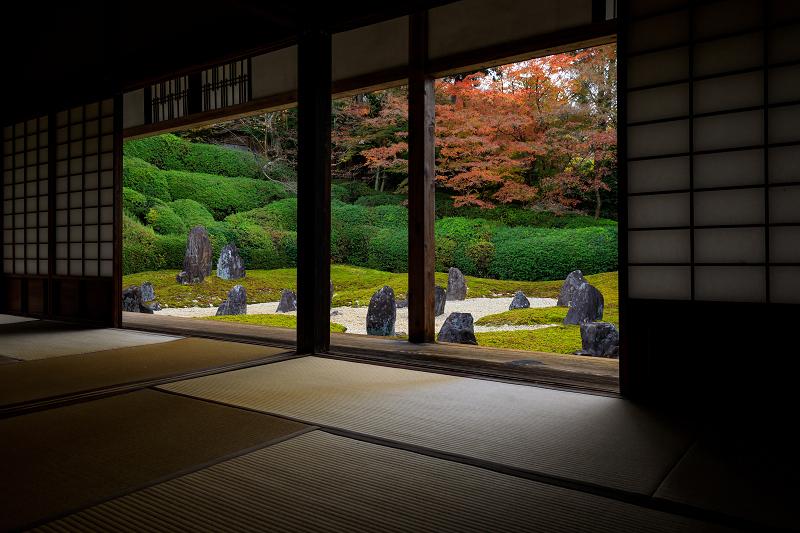 紅葉が彩る京都2019 大好きなお庭の秋景色(光明院)_f0155048_2158544.jpg