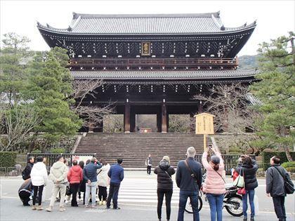 「知恩院さんから冥途の入口へ」京都散策午前の部_e0044657_17501650.jpg