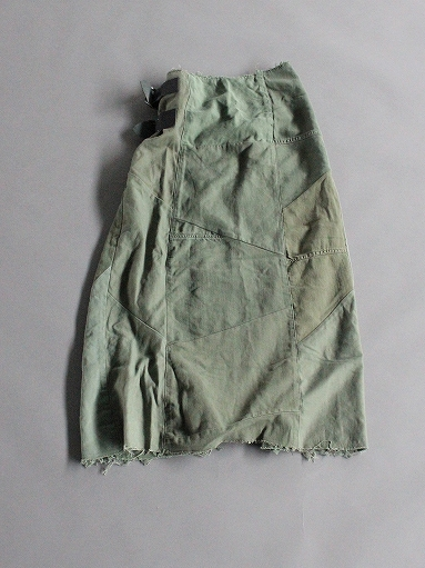Rebuild By Needles T/C Fatigue Shirt / Pants → Wrap Skirt_b0139281_1353614.jpg