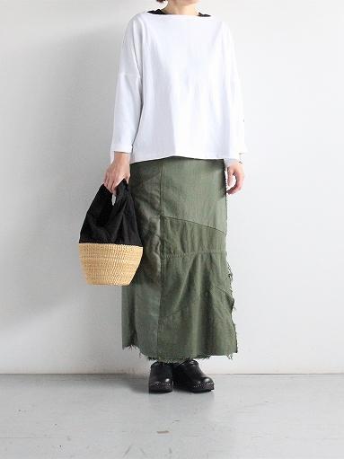 Rebuild By Needles T/C Fatigue Shirt / Pants → Wrap Skirt_b0139281_13542449.jpg