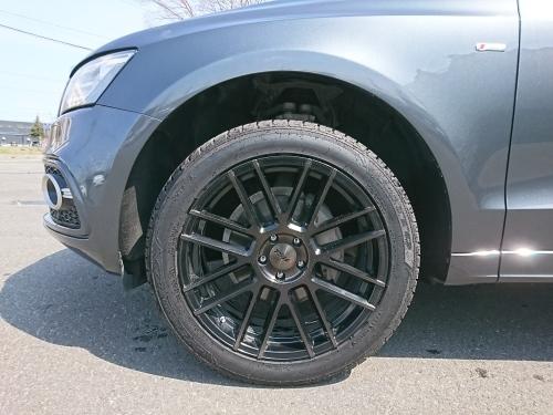 Audi Q5 ローダウン eibach_c0219786_14471995.jpg