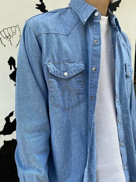 VintageWesternShirt!!(マグネッツ大阪アメ村店)_c0078587_14150328.jpg