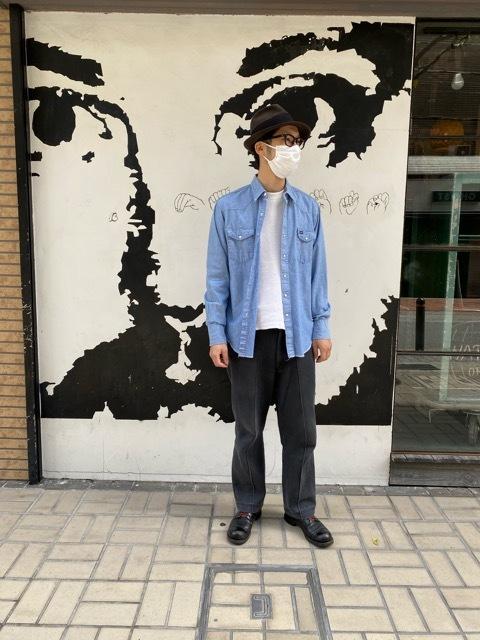 VintageWesternShirt!!(マグネッツ大阪アメ村店)_c0078587_14151010.jpg