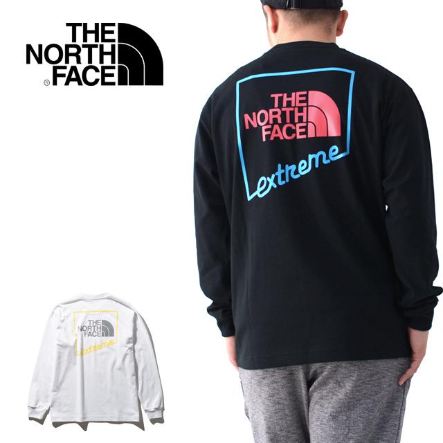 THE NORTH FACE [ザ・ノース・フェイス] L/S Extreme Tee [NT32032] ロングスリーブエクストリームティー・ロンT・長袖・ MEN\'S _f0051306_13540530.jpg