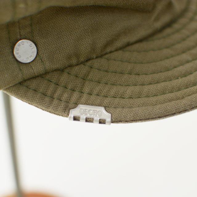 DECHO[デコー] BALL CAP [2-6SD20] ボールキャップ・ベースボールキャップ・MEN\'S/LADY\'S_f0051306_14322813.jpg
