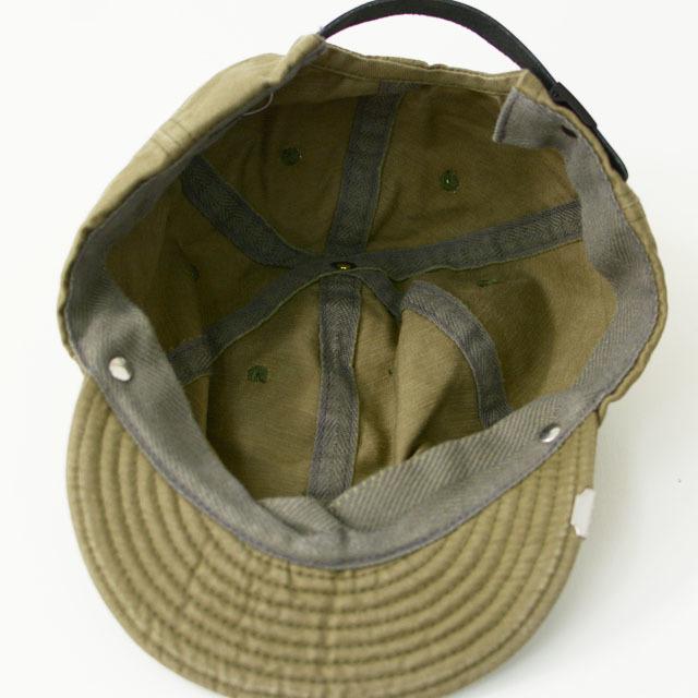 DECHO[デコー] BALL CAP [2-6SD20] ボールキャップ・ベースボールキャップ・MEN\'S/LADY\'S_f0051306_14322838.jpg