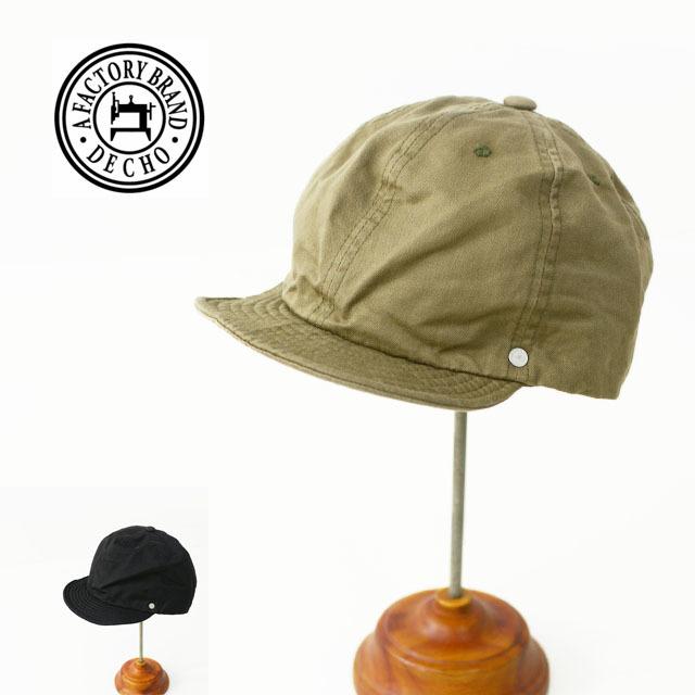 DECHO[デコー] BALL CAP [2-6SD20] ボールキャップ・ベースボールキャップ・MEN\'S/LADY\'S_f0051306_14322865.jpg