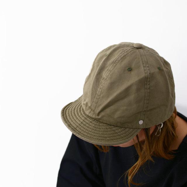 DECHO[デコー] BALL CAP [2-6SD20] ボールキャップ・ベースボールキャップ・MEN\'S/LADY\'S_f0051306_14322975.jpg