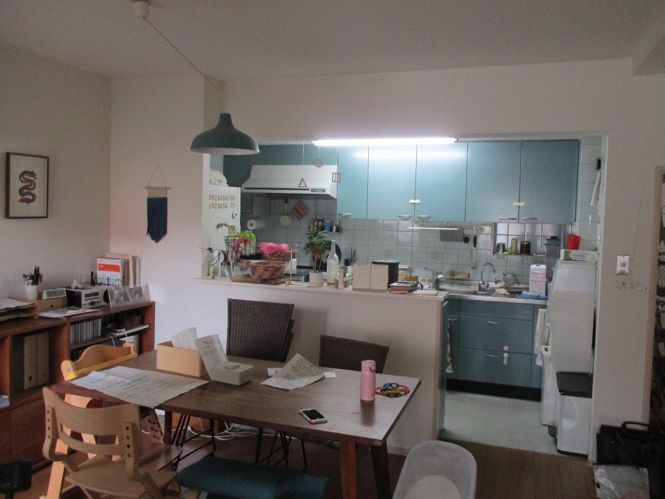キッチン改装工事_d0358411_13252628.jpg
