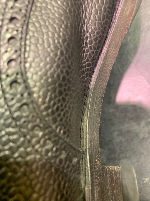 【おうちで靴磨き】基本のブラッシングの盲点_b0226322_14405362.jpeg