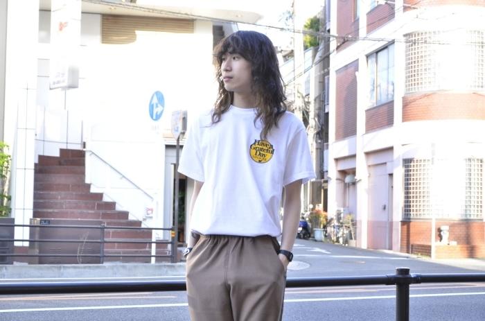 "\""GO WEST\""<<GRATEFUL DAY TEE(WHITE)>>Style~KODAI~_c0167336_21141332.jpg"