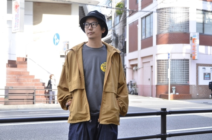 """GO WEST\""""<<GRATEFUL DAY TEE(CHARCOAL)>>Style〜TKB〜_c0167336_22041940.jpg"""