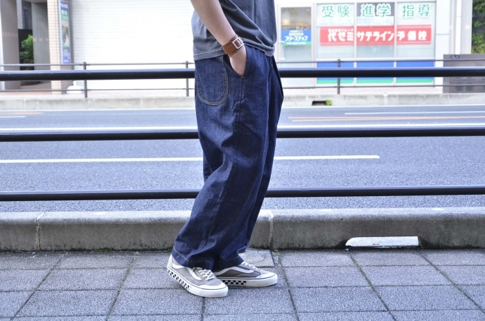 """GO WEST\""""<<GRATEFUL DAY TEE(CHARCOAL)>>Style〜TKB〜_c0167336_22045555.jpg"""